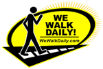 We Walk Daily Logo